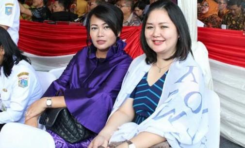 Dibuka Mendagri TJAHJO KUMOLO, Dr DEVI TANOS Hadiri Nusantara Expo dan Forum 2017 di TMII