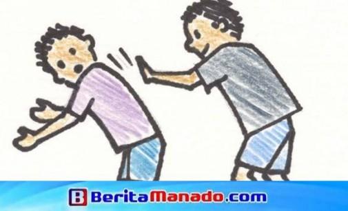 Warga Manembo-nembo Ini Mengaku Dianiaya Camat dan Lurah Dihadapan Polisi