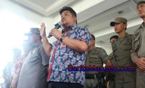 Demo Pedagang Soal Pungli PD Pasar, Pemprov Sebut Ada Indikasi