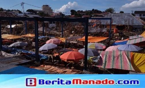 Pasar Pinasungkulan Akan Miliki Wajah Baru, Bart Assa: Pertengahan Desember Selesai