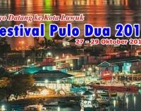 Festival Pulo Dua Siap Digelar