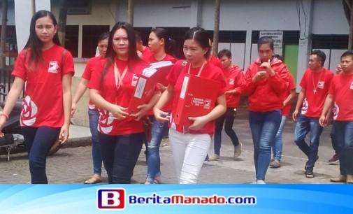 PSI Minahasa Apresiasi Kinerja KPU
