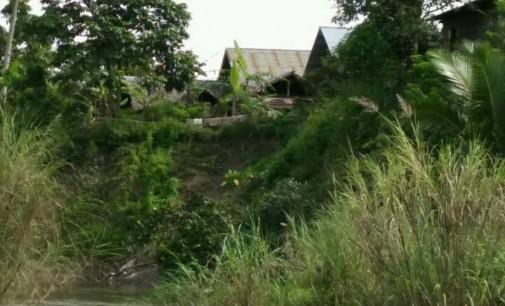 Nyawa Warga Dumoga Terancam, Balai Sungai Cuek