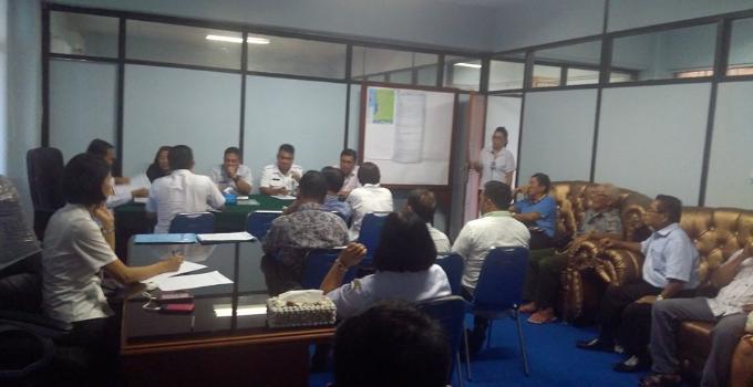 Rapat menyelesaikan permasalahan lahan TPSS