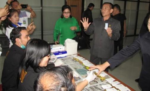"Hari Ini Tes Urin Anggota DPRD Sulut, Pejabat BNN: ""Seperti Pencuri yang Datang di Malam Hari"""