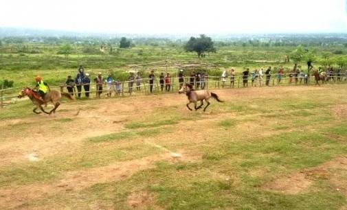 Tutup Lomba Pacuan Kuda Dandim Cup, HIDAYAT Pastikan Kualitas Arena Ditingkatkan