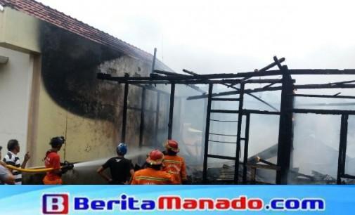 Hingga Agustus, Minut Dikepung 26 Musibah Kebakaran