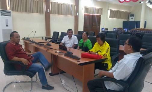 Pembagunan TPSS Sario di Malalayang, VICTOR KARUNDENG: Kita Hanya Mengerjakan Pelaksanaannya