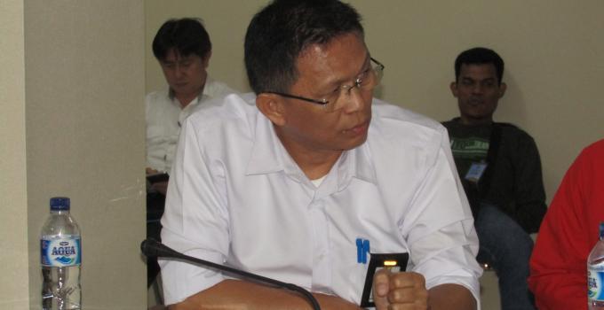 Pejabat BPJN Wilayah XV, Christ Umboh
