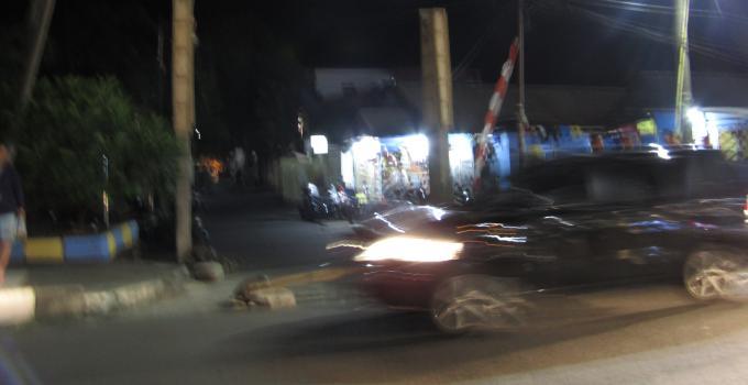 Akses GerejaGMPU depan Mantos 3 juga ditutup