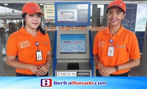 Bandara Internasional Soekarno Hatta Operasikan Mesin Check-In Mandiri