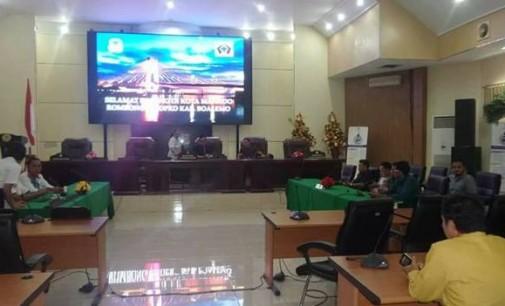 Selain Kunker, DPRD Boalemo Datang Untuk Silahturahmi Dengan DPRD Manado