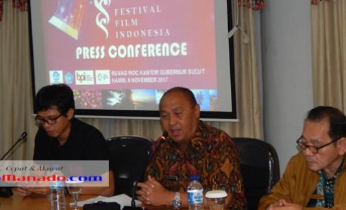Bunaken, Bukit Kasih dan Tomohon Bakal Jadi Destinasi Wisata Artis FFI