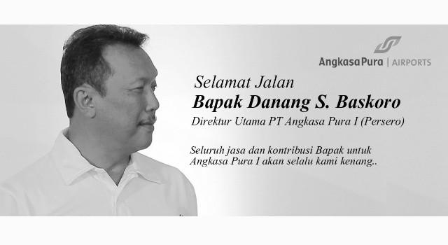 Danang S Baskoro meninggal dunia