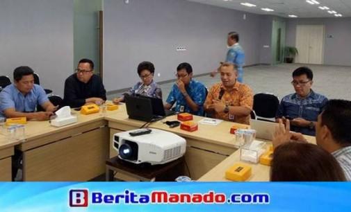 Didampingi PETER ASSA, DPRD Manado Sambangi PT SMI