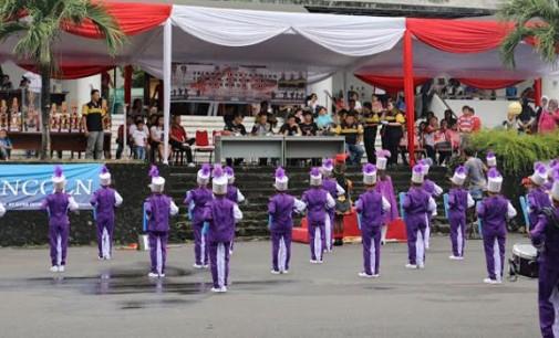 Gubernur OLLY DONDOKAMBEY Apresiasi Pengurus Baru PDBI Berhasil Menggelar Lomba Drum Band Tingkat Provinsi