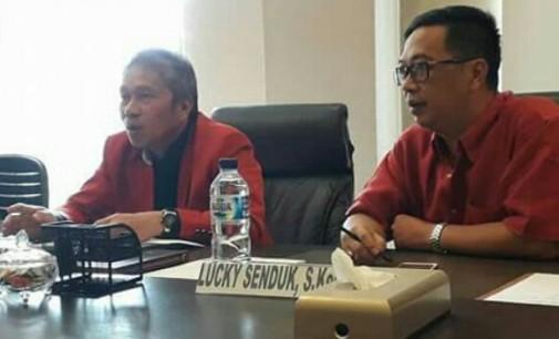 KPK Undang Politisi PDIP Lucky Senduk