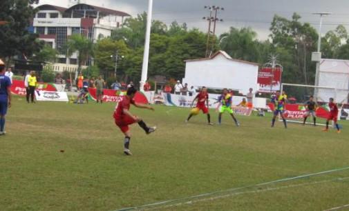 MPFC Bolmong Vs JIPS Hebat Final Futsal Jurnalis