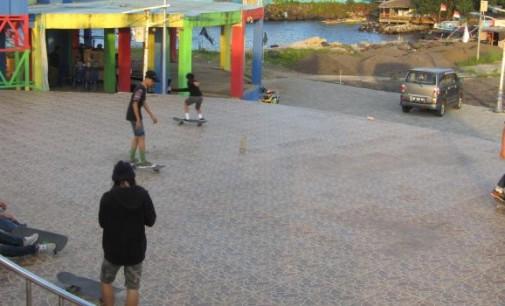 Masyarakat Apresiasi Penyediaan Sarana Olahraga Gratis di Boulevard