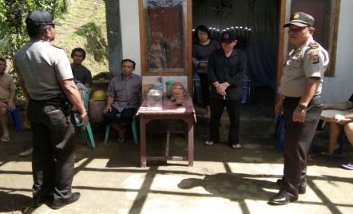 Tim Gabungan Polres Minsel, Investigasi Meninggalnya Warga Lansot