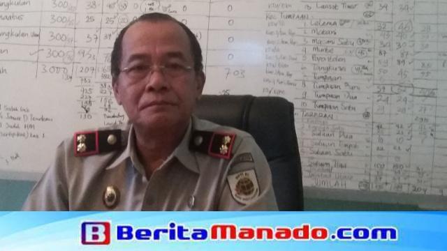 Kepala BPN Minsel