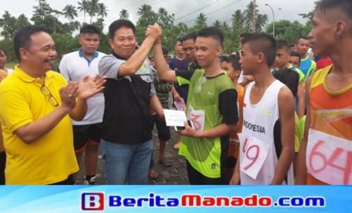 150-an Atlet Ikut Lomba Lari 5K IPMU
