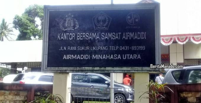 Kantor Bersama Samsat Airmadidi