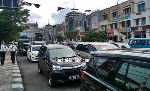 Siap-siap !!! Desember, Kota Manado Diperkirakan Alami Kemacetan Parah