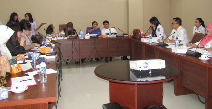 Rapat Komisi 4 bersama Biro Kesra Pemprov Sulut