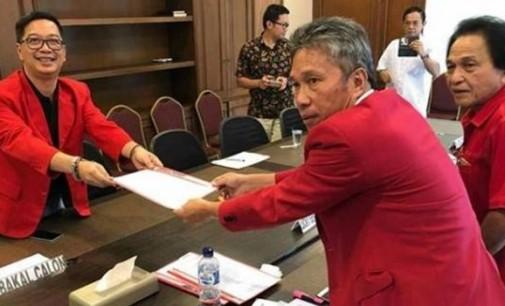 PDIP Rekom LUCKY Senduk Ikuti Tahapan Ini di DPP PPDIP