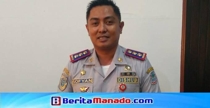 Mohammad Sofyan Kadis Pehubungan Kota Manado