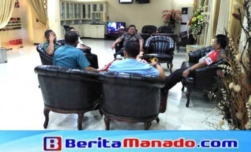 Jelang Kedatangan JOKO WIDODO, VVIP Bandara Sam Ratulangi Steril