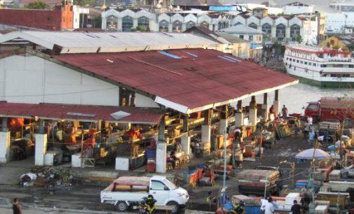 Rehabilitasi Pasar Pinasungkulan dan Bersehati, Masyarakat Apresiasi kepada Dinas PUPR Manado