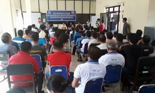 Seriusi Batas Waktu Pelaksanaan Proyek, VICKY LUMENTUT Datangi Dinas PUPR Manado