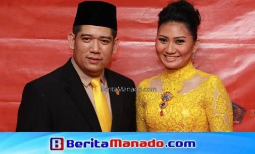 Raski Mokodompit Jabat Sekretaris Kosgoro Sulut Dampingi Lina Pusung