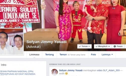Lebih Dari Sepuluh Tahun Gunakan Facebook, Ini Kata  SOFYAN YOSADI