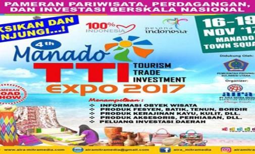 Jangan Lewatkan! Tourism Trade Investment Expo 2017 @Atrium Mantos 2