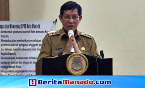 Banjir dan Longsor Landa Manado, Wali Kota Instruksikan Jajarannya Siaga Bencana