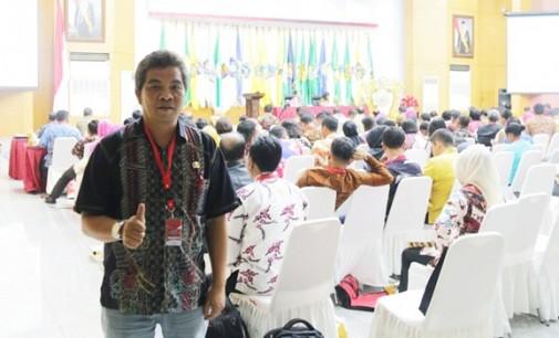 FRANKY WOWOR Hadiri Rakornas Keprotokolan di Jakarta