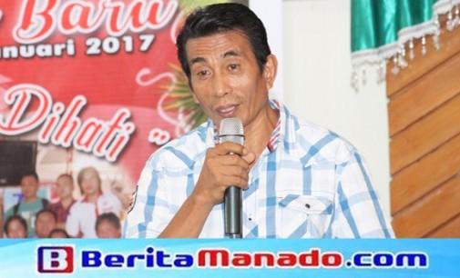 Wartawan Senior Sekaligus Komisioner Panwaslu Mitra John Kandow Berpulang