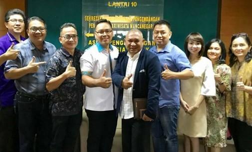 VINCENT JEMADU: Manado Bakal Jadi The Next Bali of Indonesia