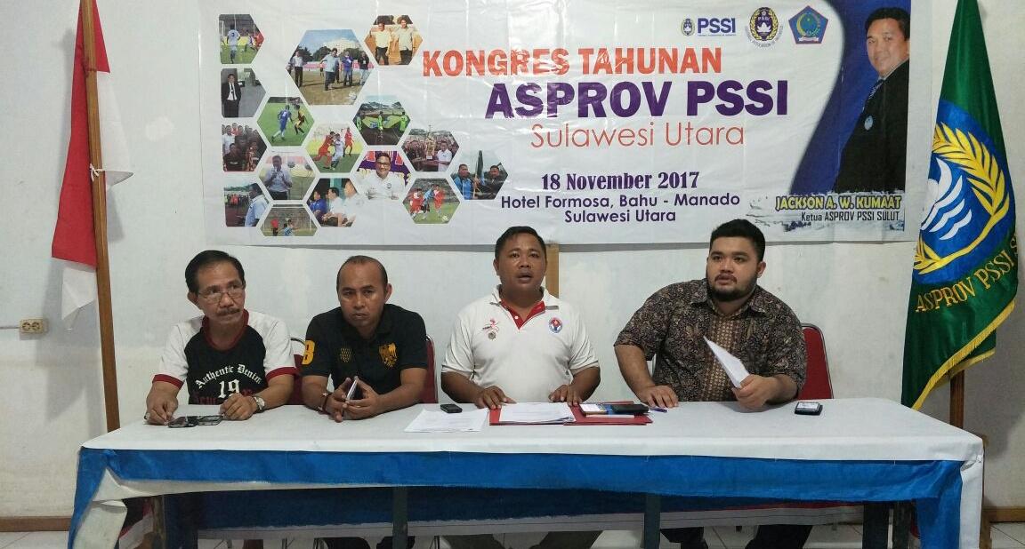 Asprov PSSI Sulut