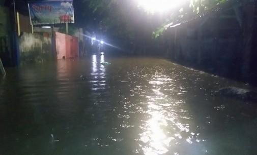 Diguyur Hujan, Begini Kondisi Beberapa Wilayah di Manado