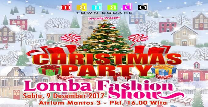 Banner Fashion Show christmas Mantos