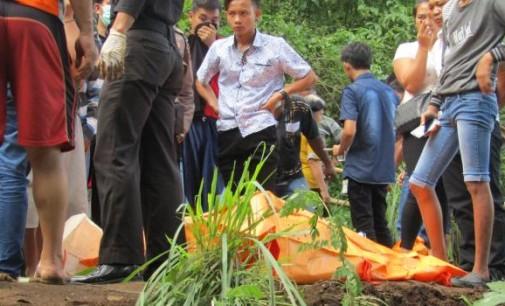 Pembunuhan Sadis di Tombulu, Kepala Korban Dibakar