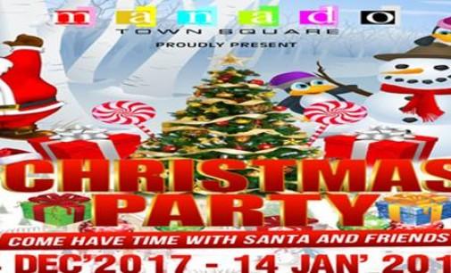 Memeriahkan Natal & Tahun Baru Mantos Memanjakan Pengunjung Dengan Midnight Shopping