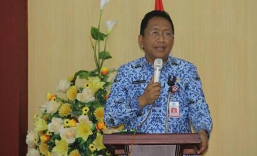 EDWIN SILANGEN Optimis Diklat Sulut Membuat Pemerintah Provinsi Semakin Berkualitas