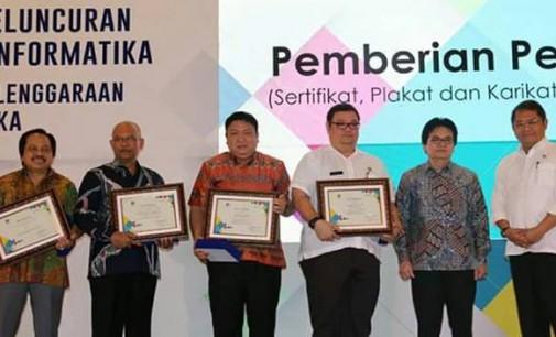 Call Center Manado Siaga 112 Raih Penghargaan