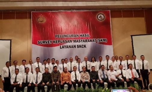 Wow… Soal Pelayanan SKCK, Polres Minut Terbaik ke-4 di Indonesia