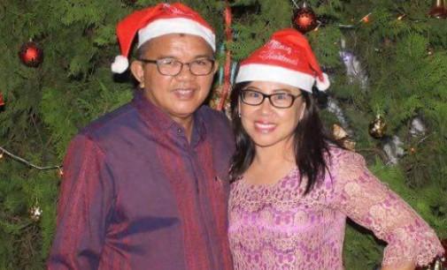 Wabup JOPPI LENGKONG: Natal, Saat Tuhan Hadir Dalam Keluarga